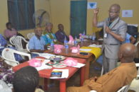 Strategic and stakeholders planning meeting on Female Genital Mutilation (FGM) advocacy in Okigwe Zone, Imo State
